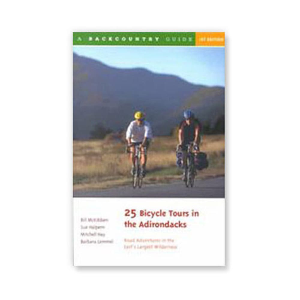 25 Bicycle Tours in the Adirondacks - NONE