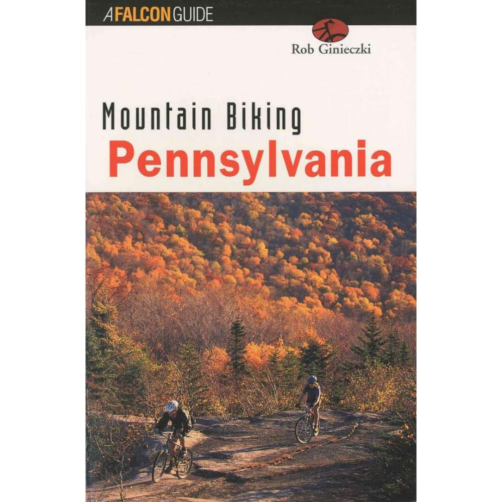 FALCON GUIDES Mountain Biking Pennsylvania - NONE