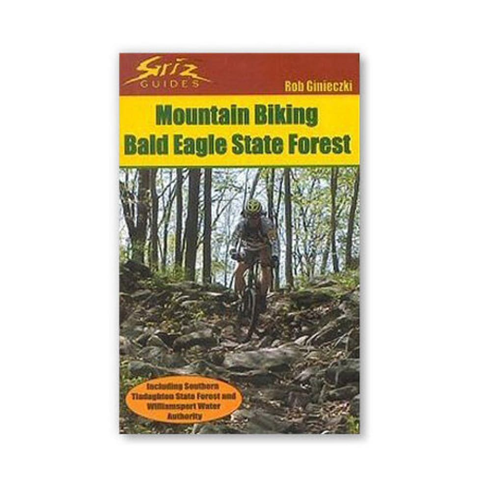 Mountain Biking Bald Eagle State Forest - NONE