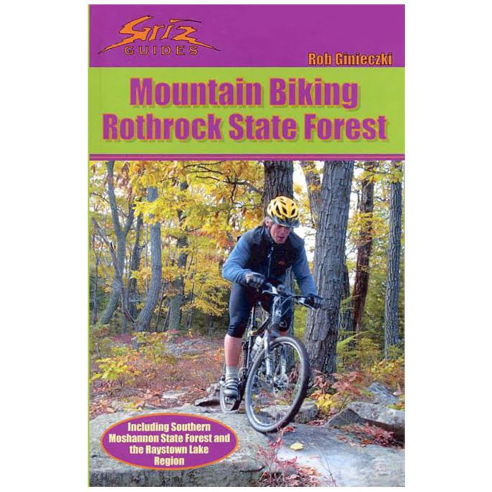 GRIZ GUIDES Mountain Biking Rothrock State Forest - NONE