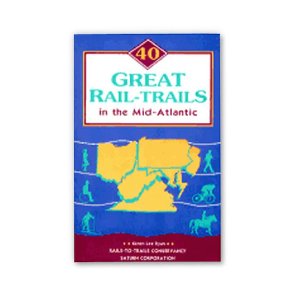 Rail Trails: Mid Atlantic - NONE