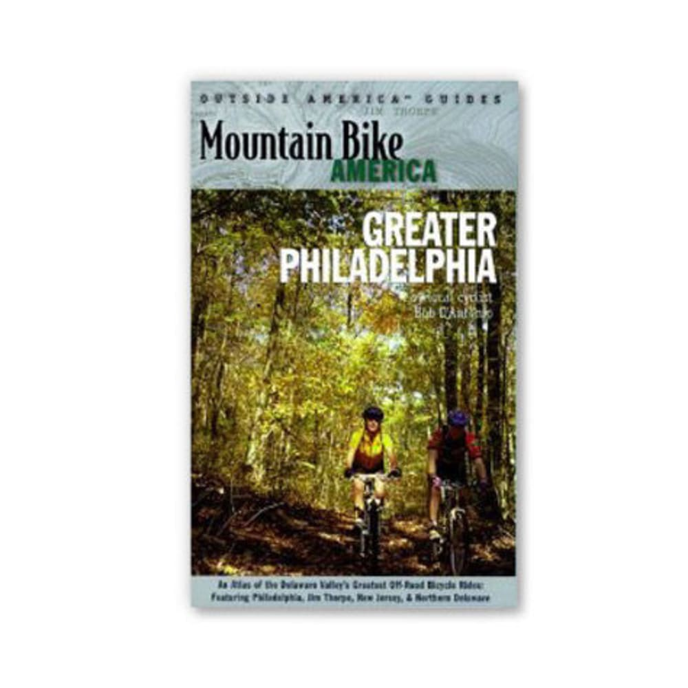 Mountain Biking the Greater Philadelphia Area - NONE