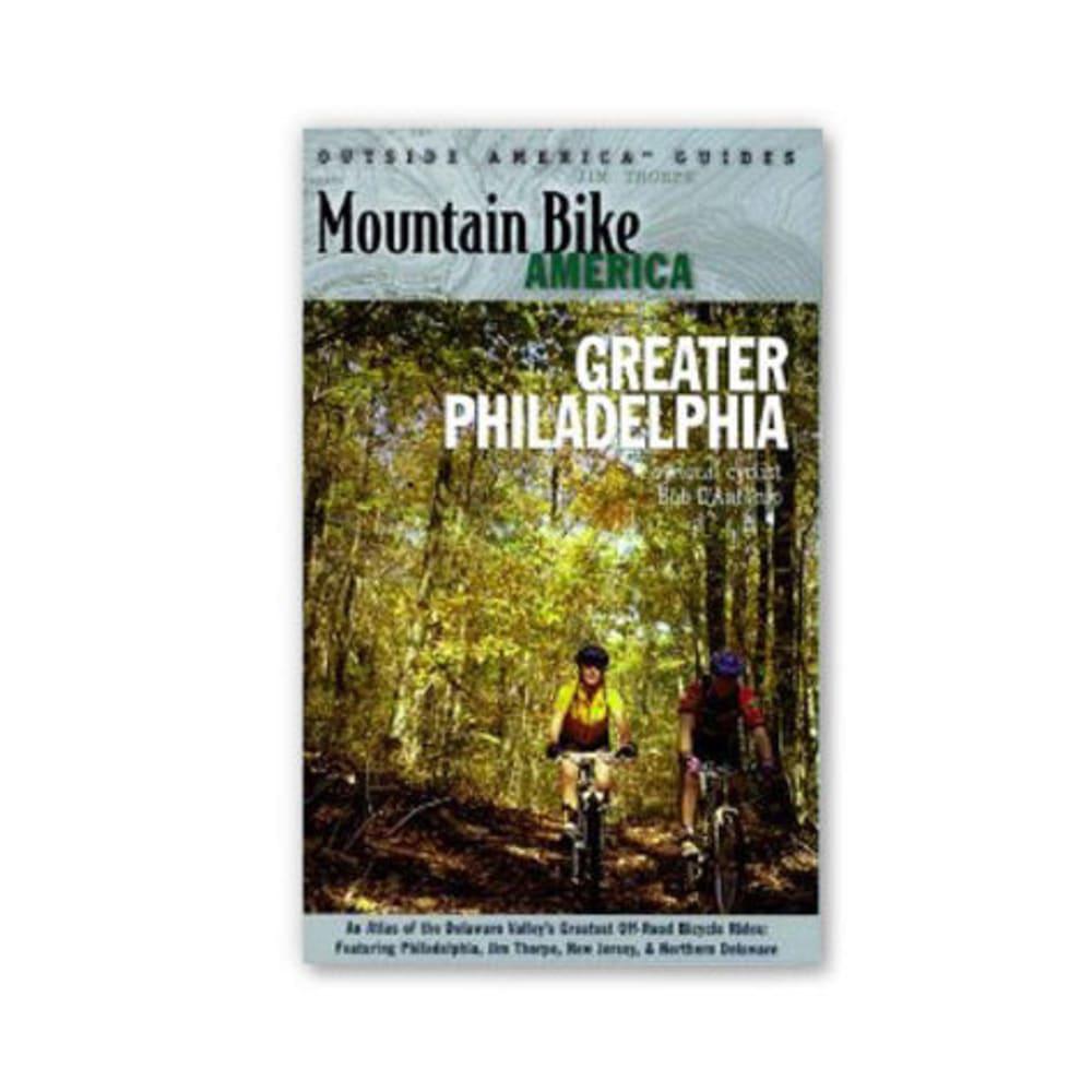 Mountain Biking the Greater Philadelphia Area - NONE
