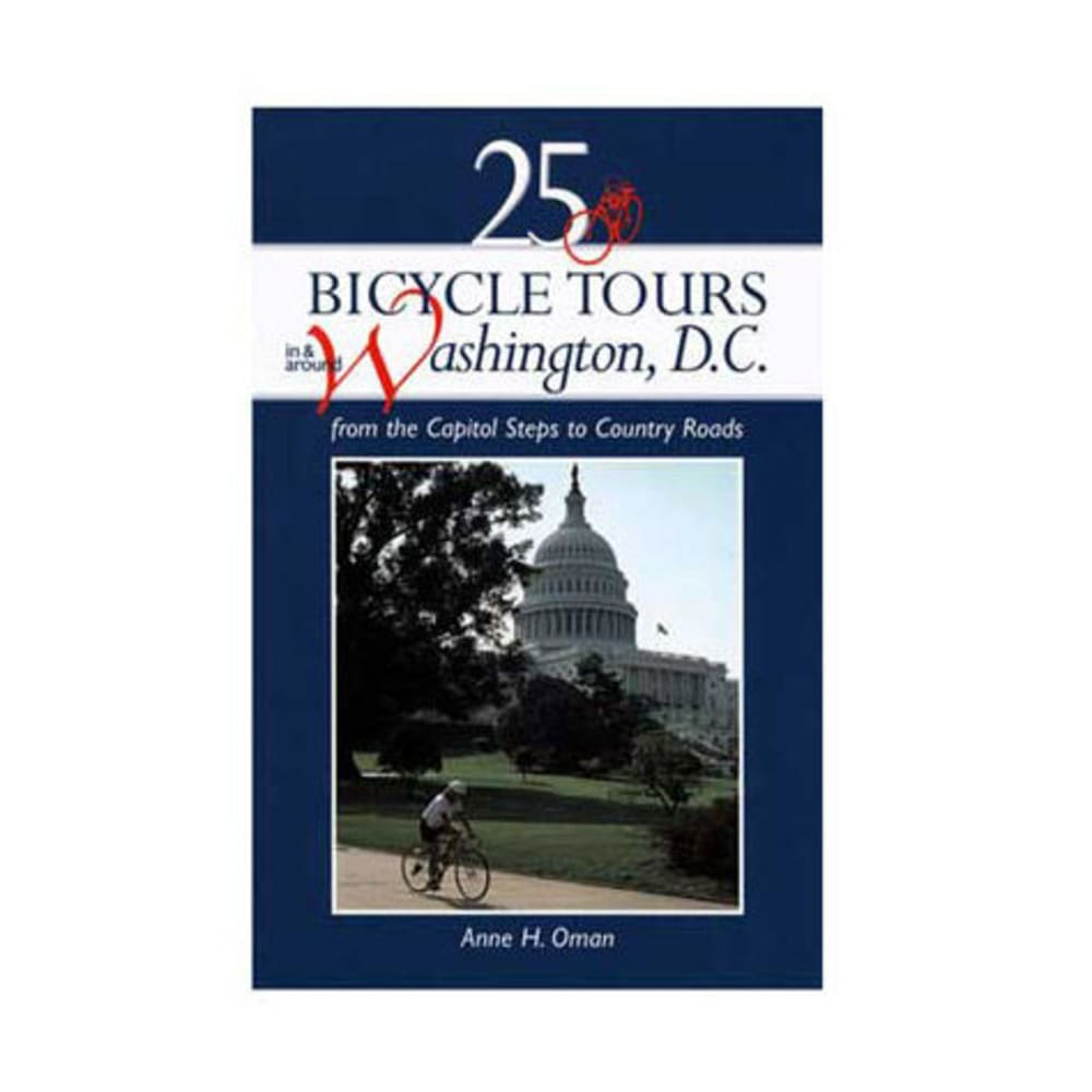 25 Bicycle Tours in and around Washington, D.C. - NONE