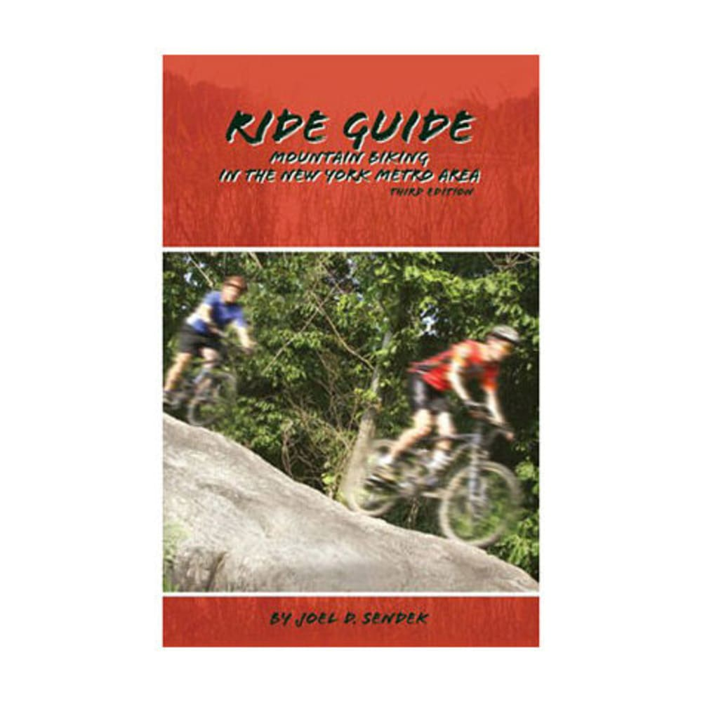 Ride Guide: Mountain Biking in the New York Metro Area - NONE