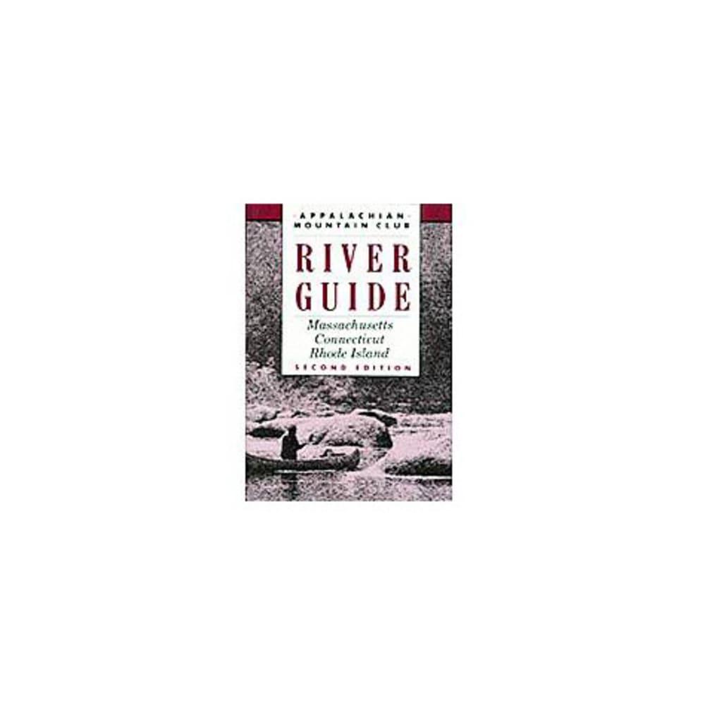 AMC River Guide, MA, CT and RI - NONE