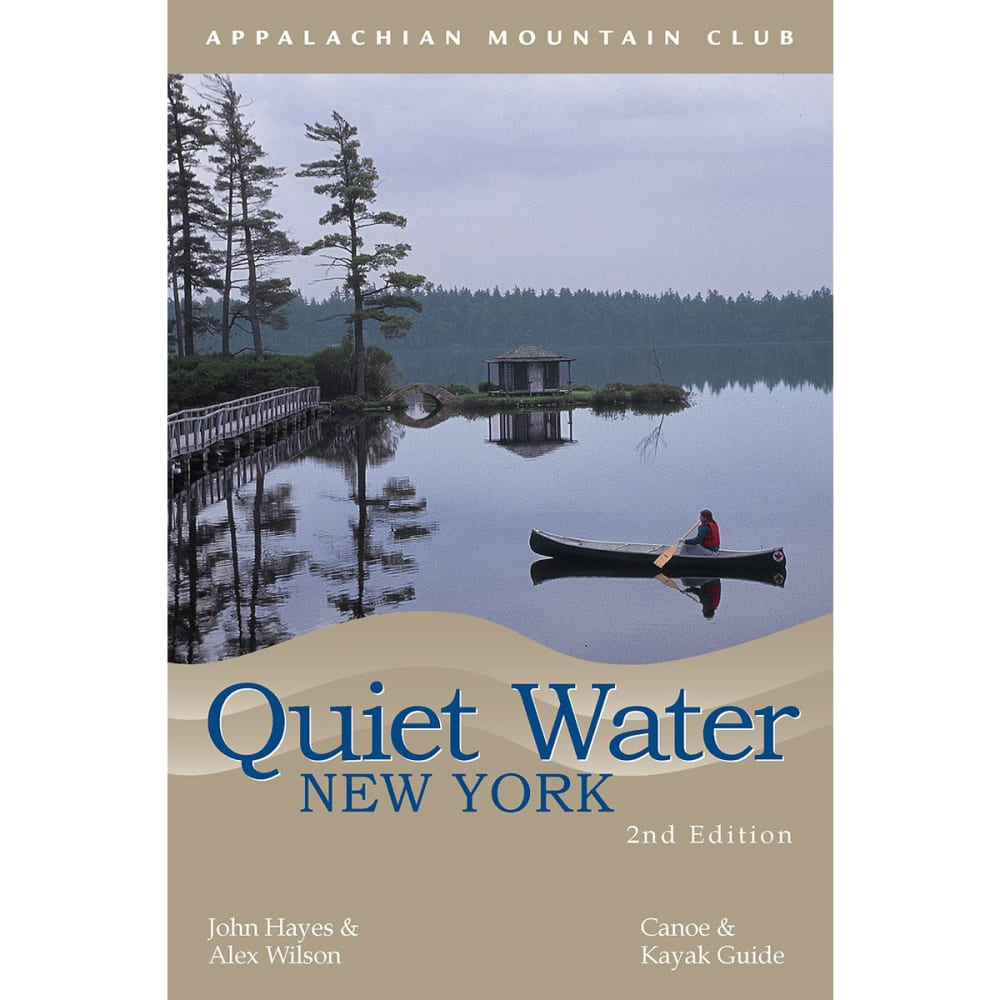 AMC Quiet Water New York, 2nd Ed. - NONE