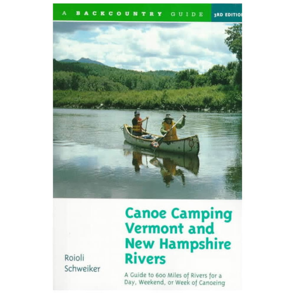COUNTRYMAN PRESS Canoe Camping Vermont and New Hampshire Rivers - NONE