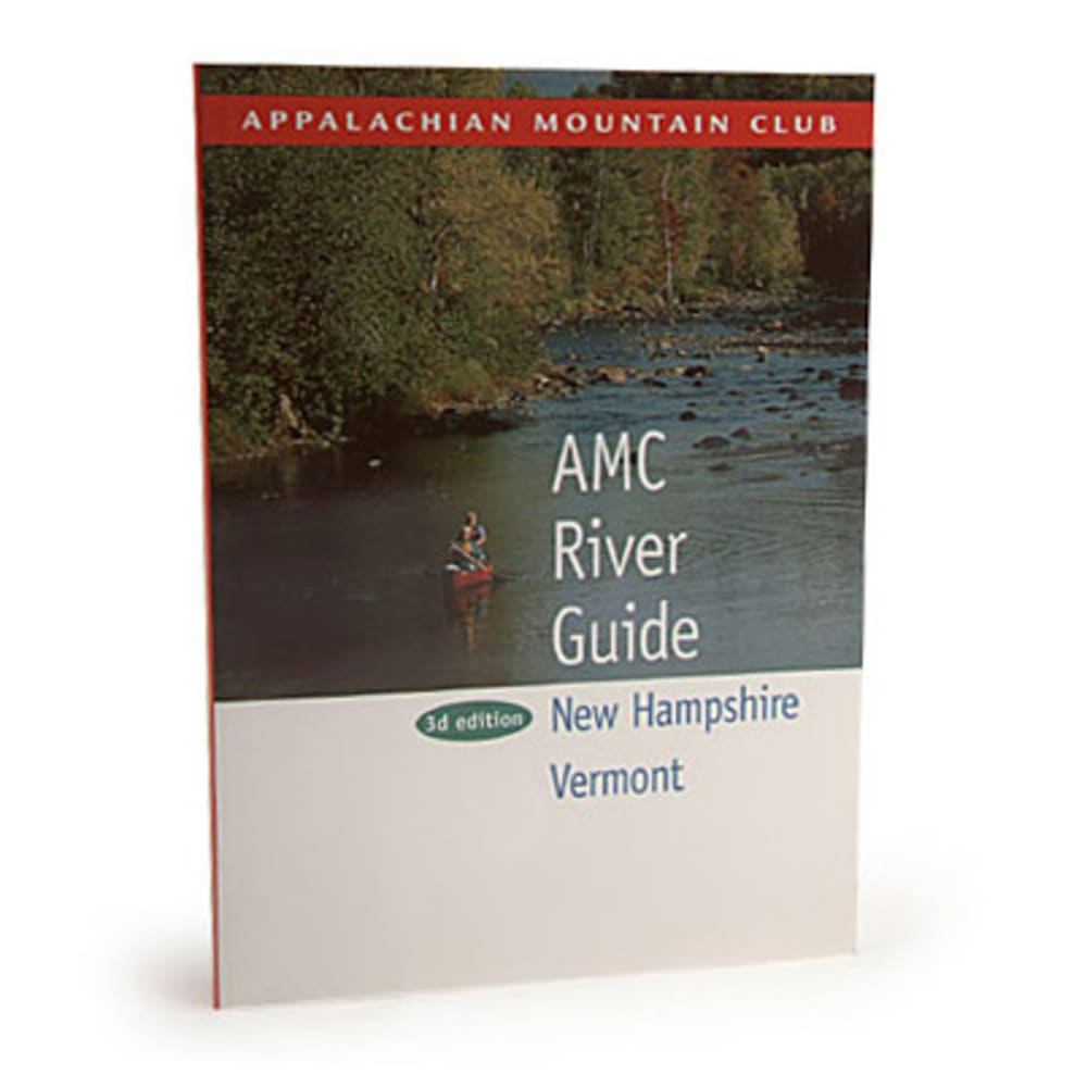 AMC River Guide, NH and VT - NONE