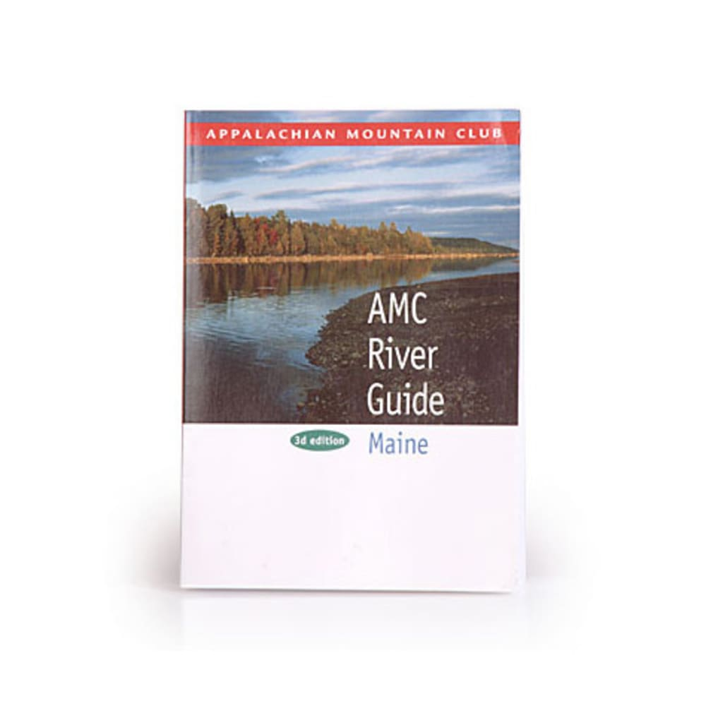 AMC River Guide, Maine - NONE