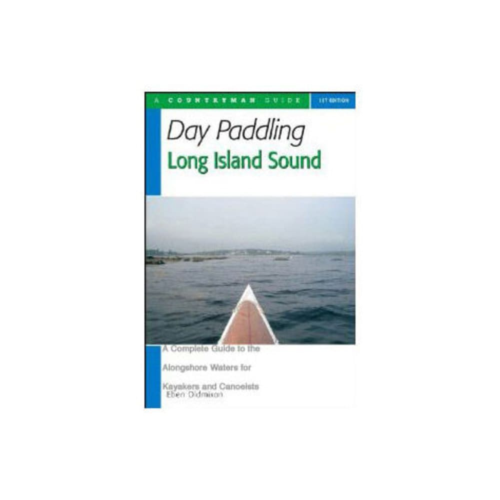 Countryman Press Day Paddling Long Island Sound