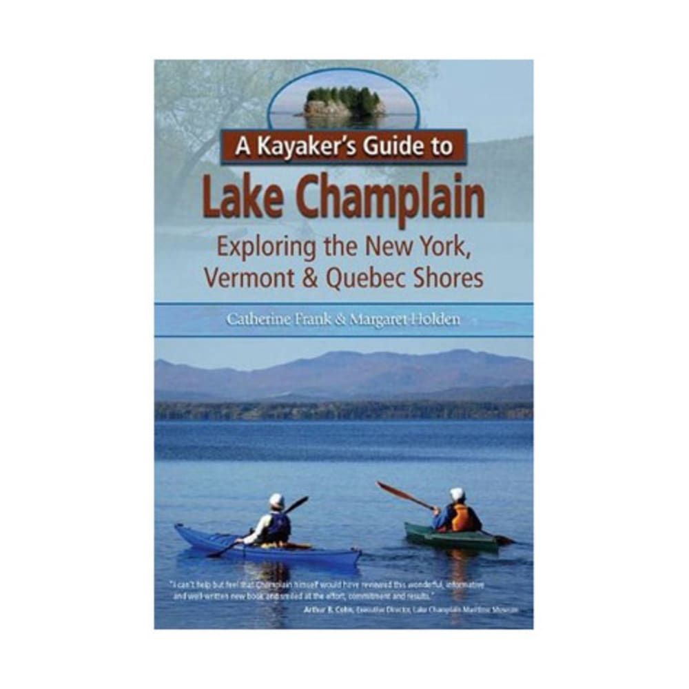 A Kayaker's Guide to Lake Champlain - NONE