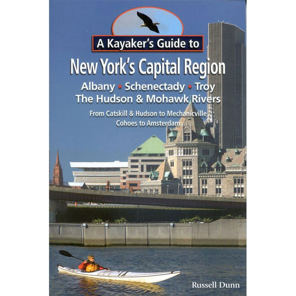 ADIRONDACK MOUNTAIN CLUB A Kayaker's Guide to New York's Capital Region - NONE