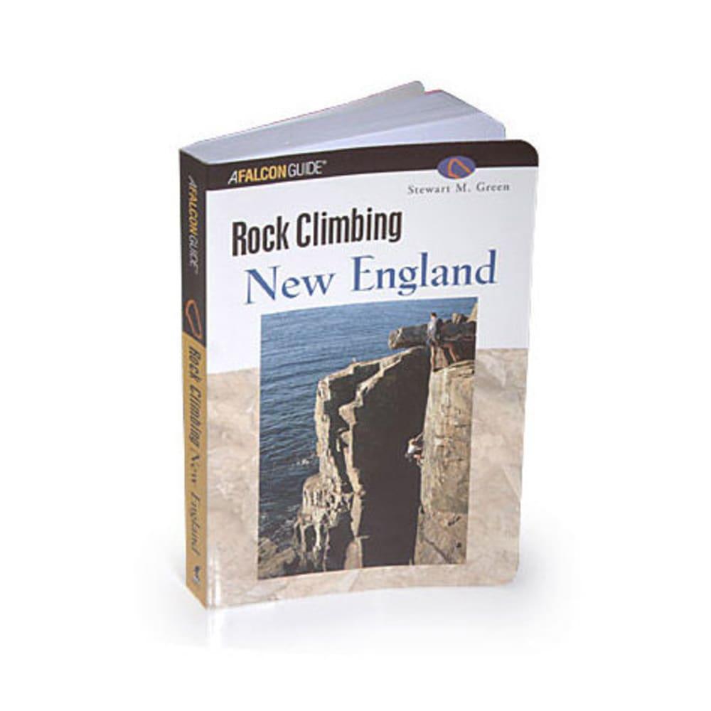 Falcon Guides Rock Climbing New England