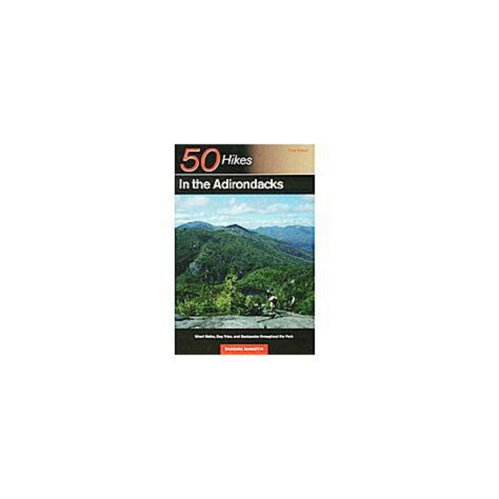 50 Hikes In The Adirondacks