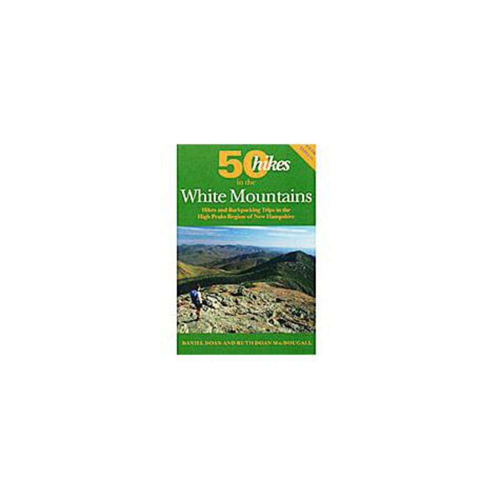 Countryman Press 50 Hikes in the White Mountains