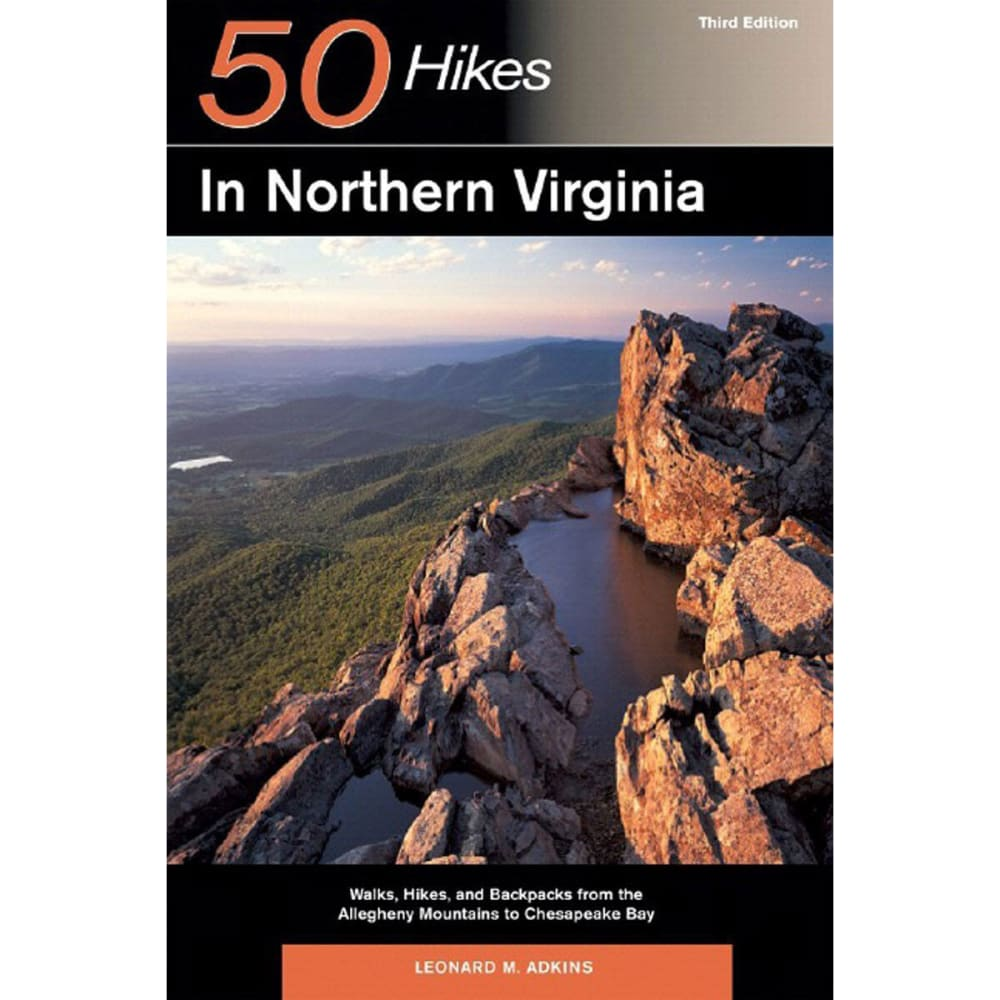 50 Hikes in Northern Virginia - NONE
