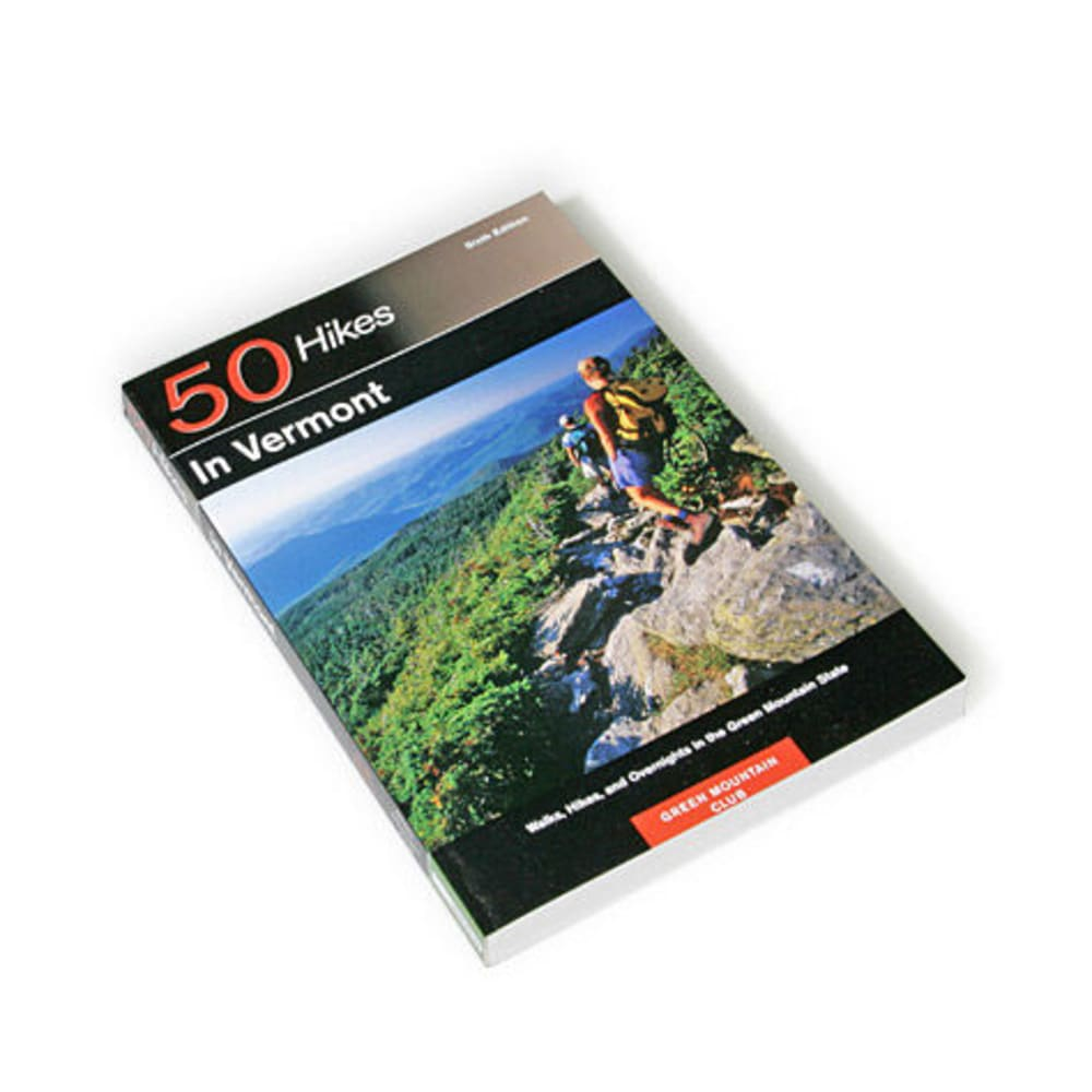 50 Hikes in Vermont - NONE