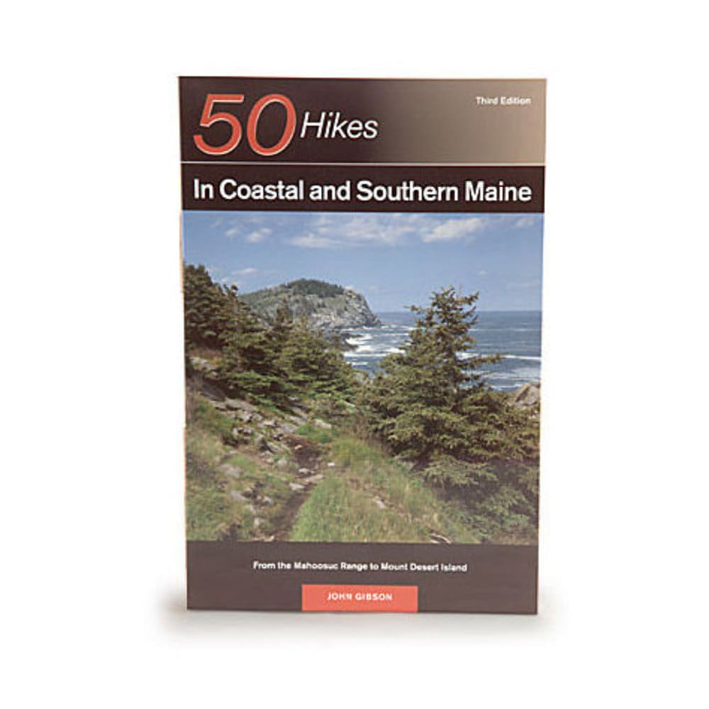 50 Hikes in Coastal and Southern Maine - NONE