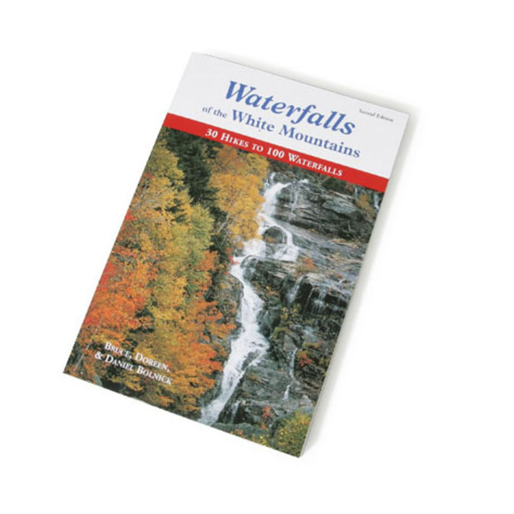 Waterfalls of the White Mountains Guide - NONE