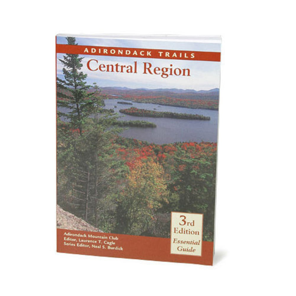 ADK Adirondack Trail Guide, Central Region - NONE