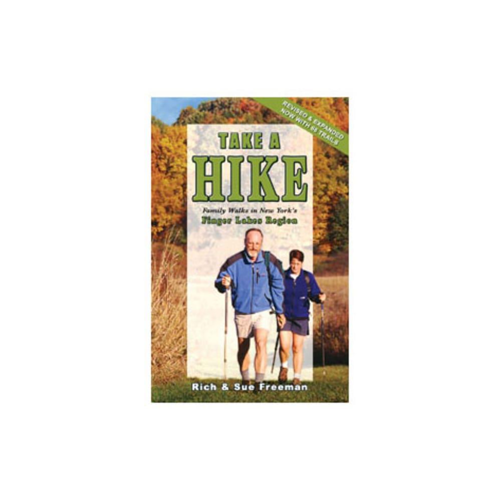 FOOTPRINT PRESS Take a Hike Book - NONE