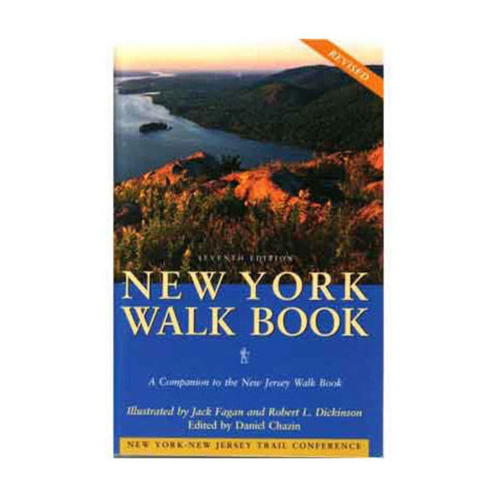 New York Walk Book - NONE