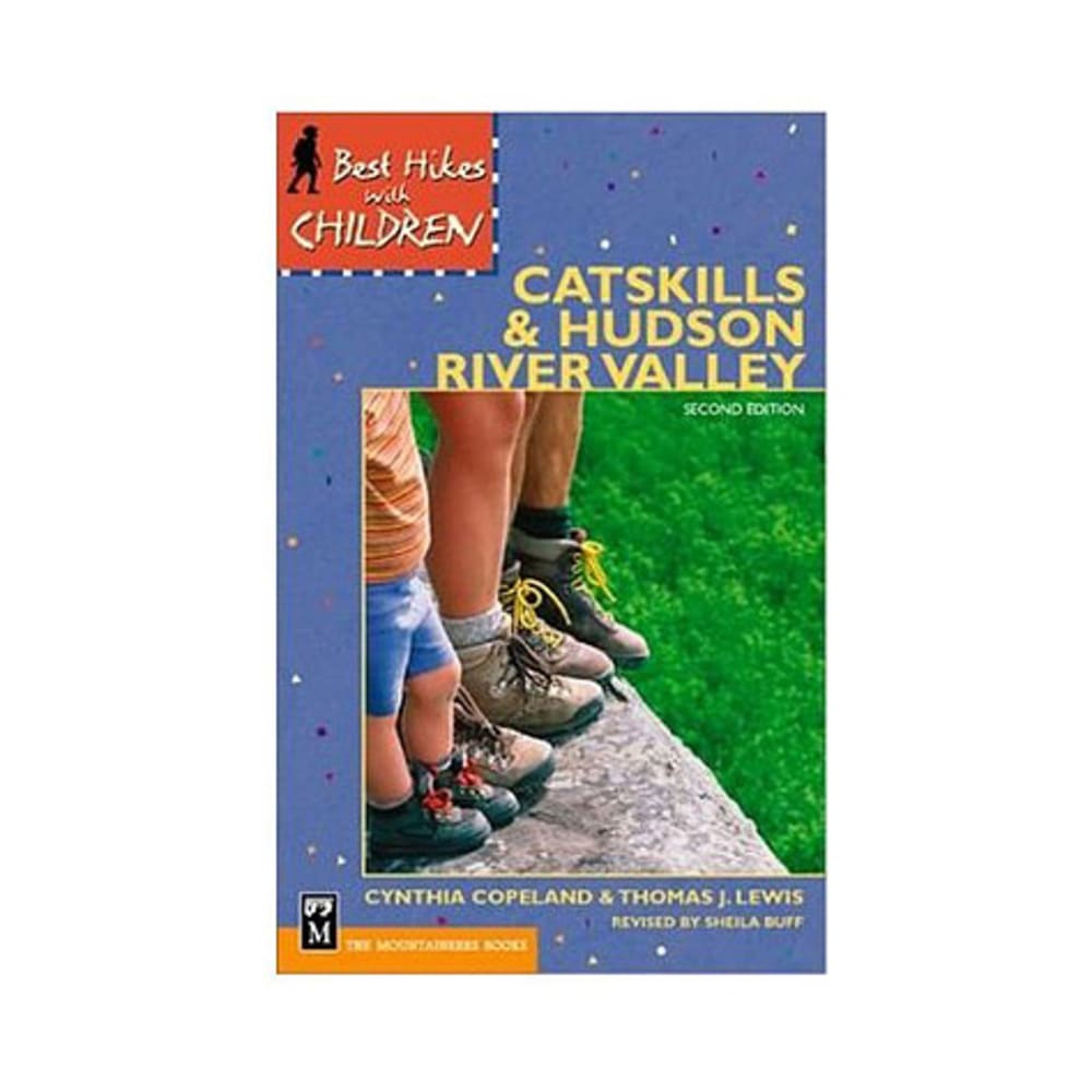 The Mountaineers Books Best Hikes with Children - Catskills and Hudson River Valley