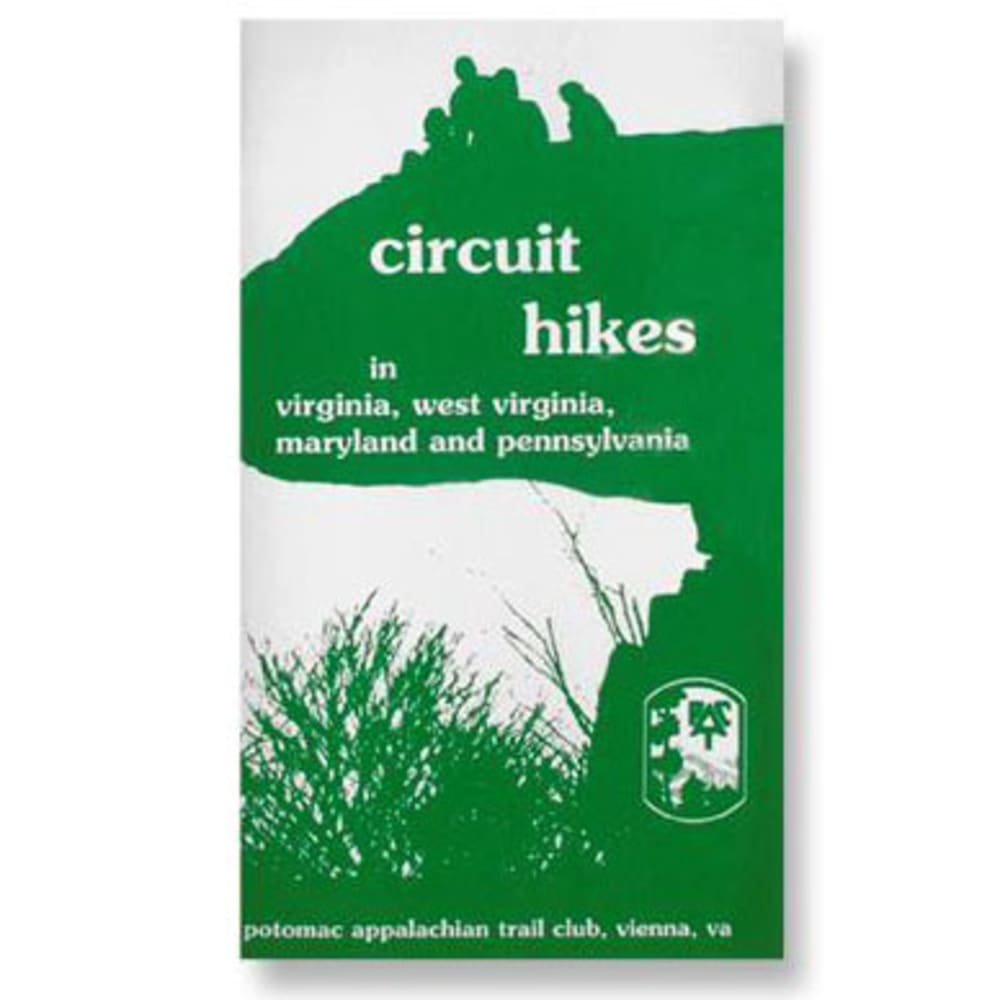 Circuit Hikes in Virginia, West Virginia, Maryland, and Pennsylvania - NONE