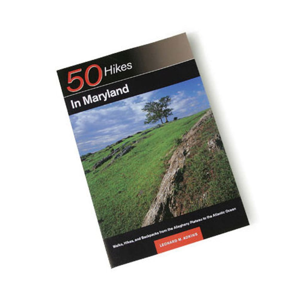 50 Hikes in Maryland - NONE