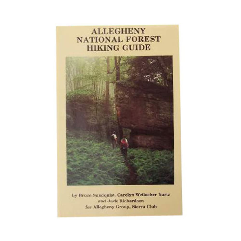 Allegheny National Forest Hiking Guide - NONE