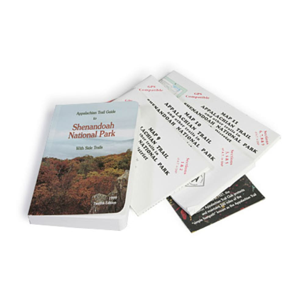 Appalachian Trail Conservancy Appalachian Trail Guide to Shenandoah National Park