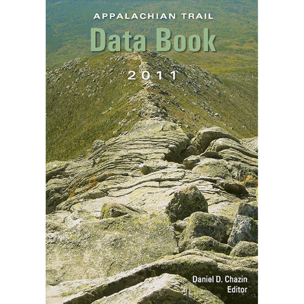 Appalachian Trail Data Book, 2011 - NONE