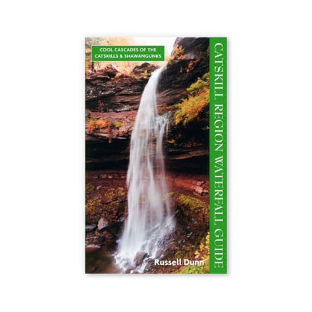 Catskill Region Waterfall Guide - NONE