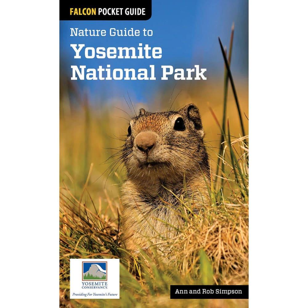 FALCON GUIDE Yosemite National Park Pocket Guide - NONE