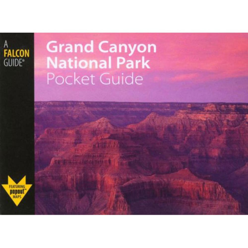FALCON GUIDE Hiking Grand Canyon National Park - NONE