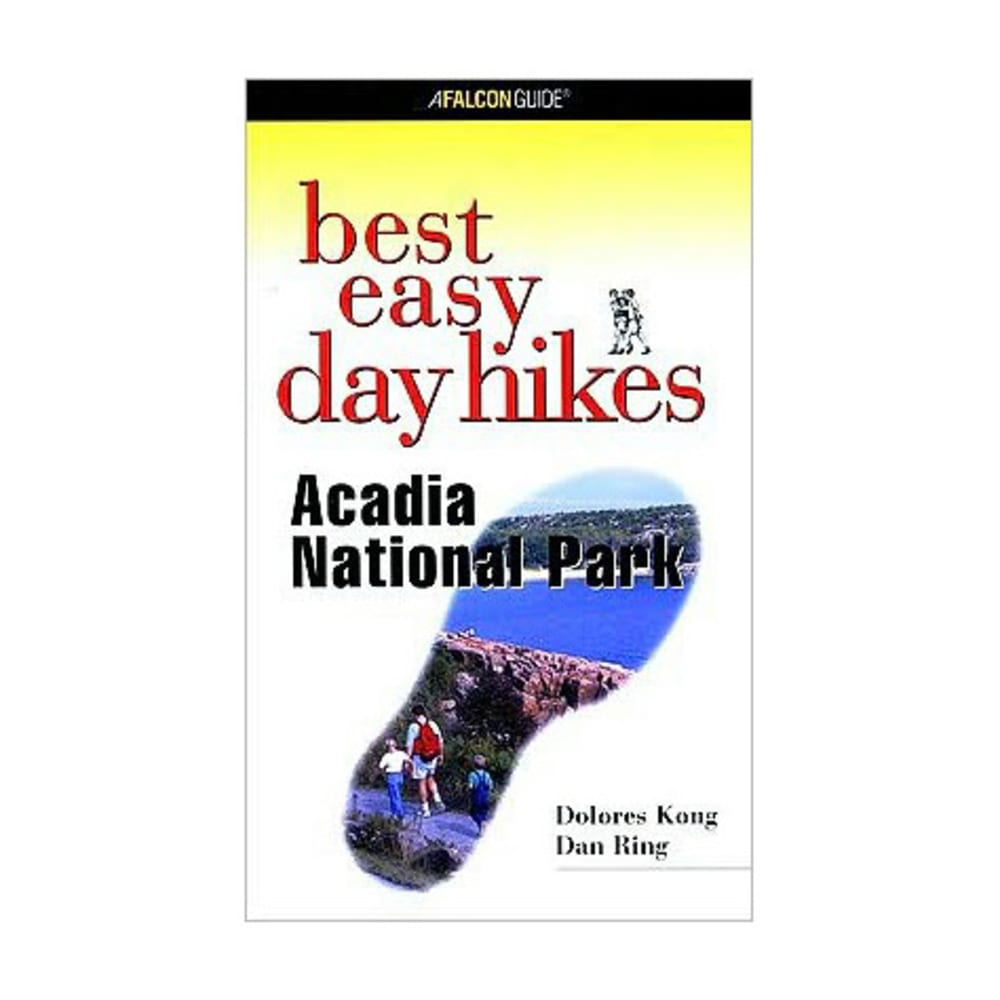 Falcon Guides Best Easy Day Hikes - Acadia National Park