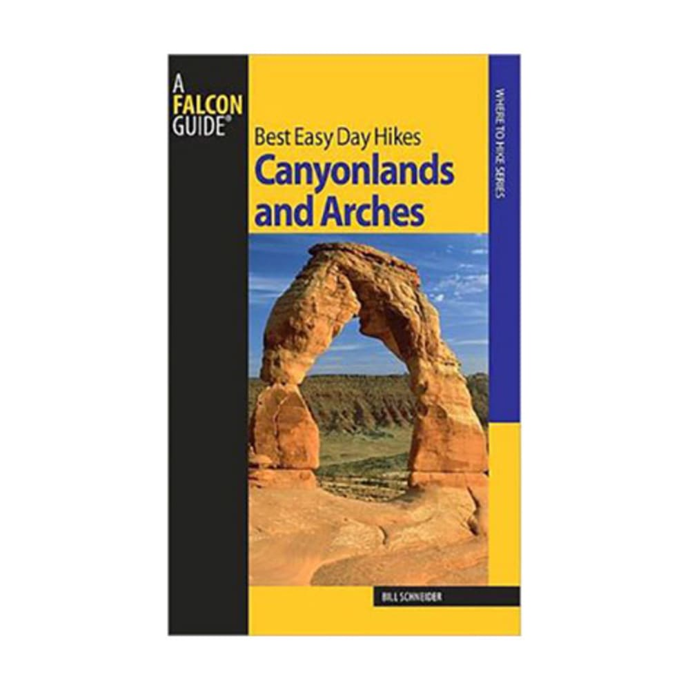 Best Easy Day Hikes: Canyonlands and Arches National Parks - NONE