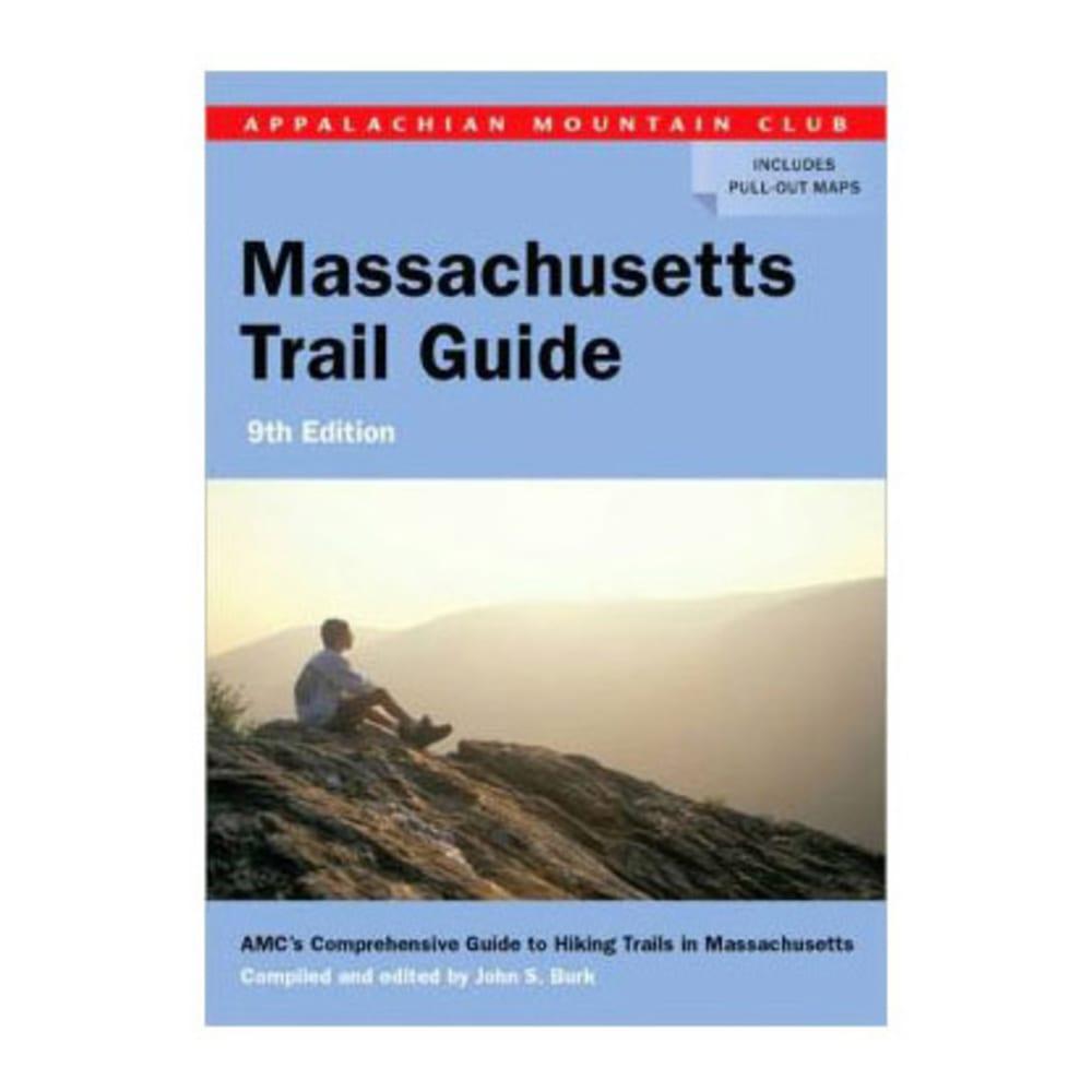 Massachusetts Trail Guide, 9th Edition - NONE