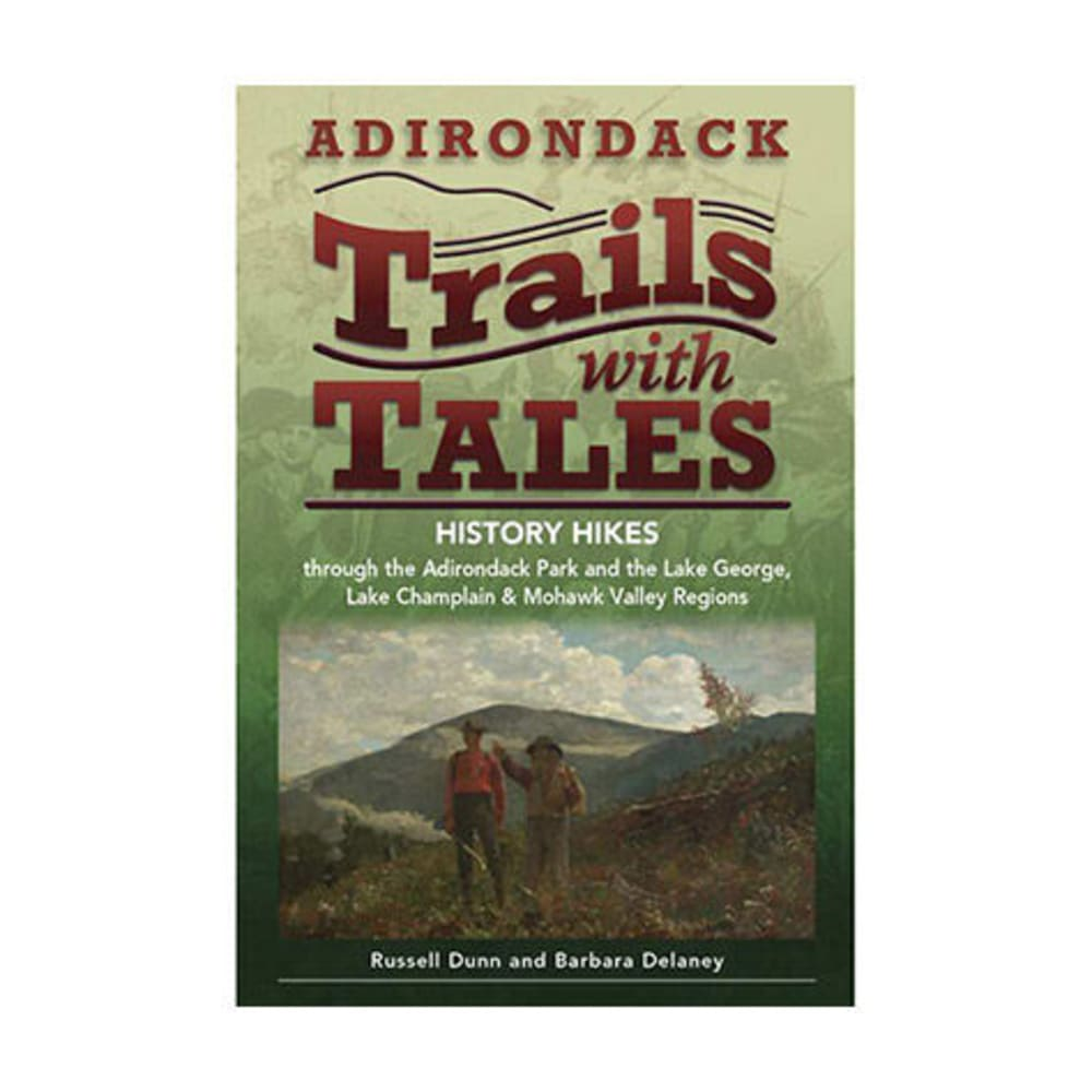 Black Dome Press Adirondack Trails with Tales