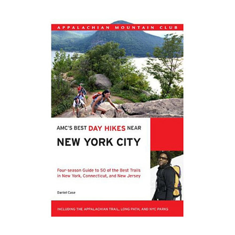 AMC Best Day Hikes Near New York City - NONE