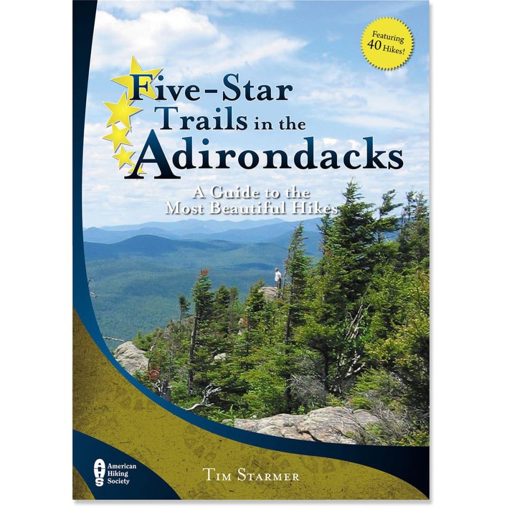 Menasha Ridge Press Five Star Trails in the Adirondacks