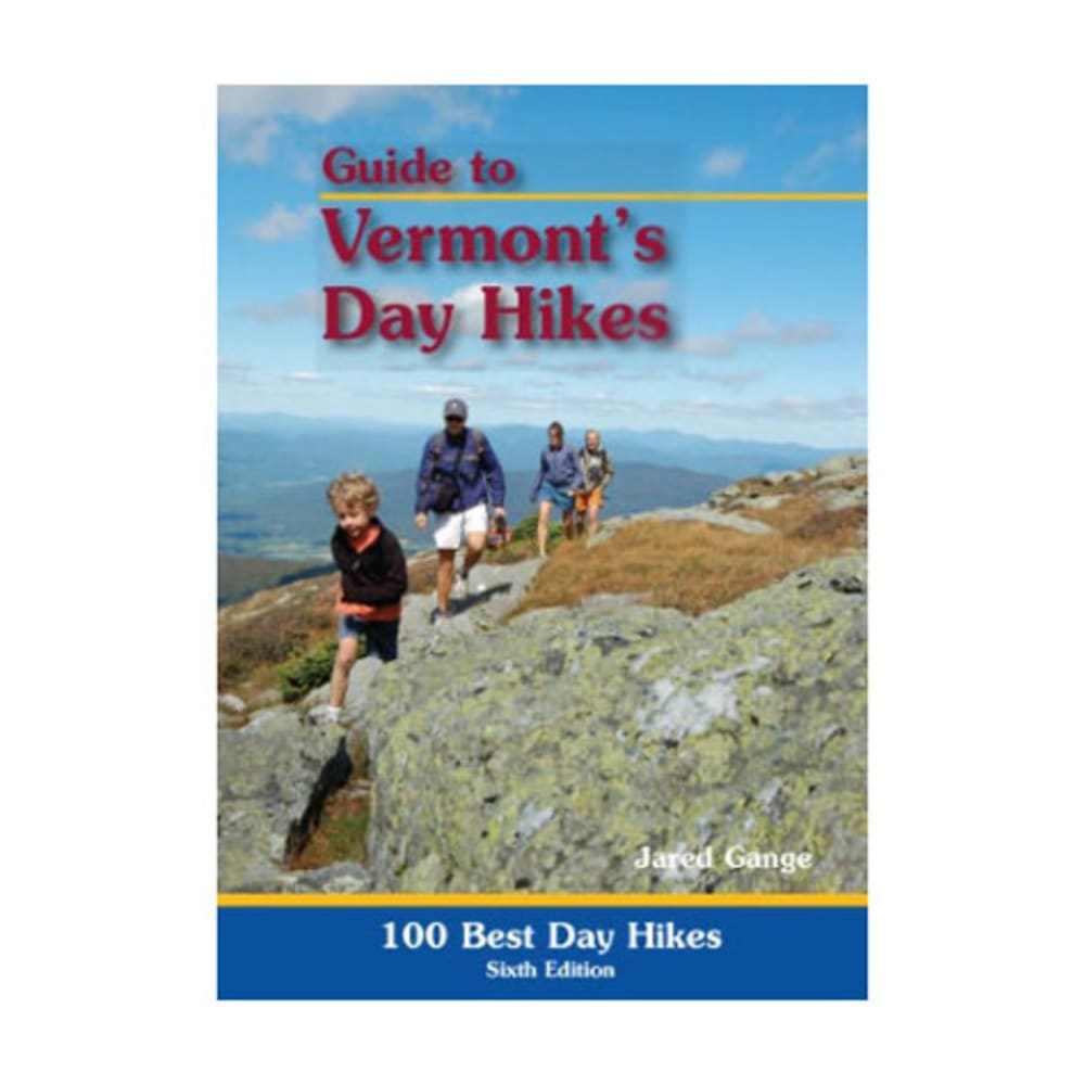 Guide to Vermont's Day Hikes - NONE