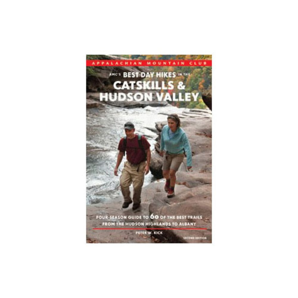 AMC Best Day Hikes in the Catskills and Hudson Valley - NONE