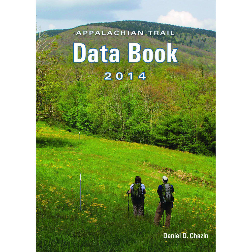 Appalachian Trail Data Book, 2014 - NONE