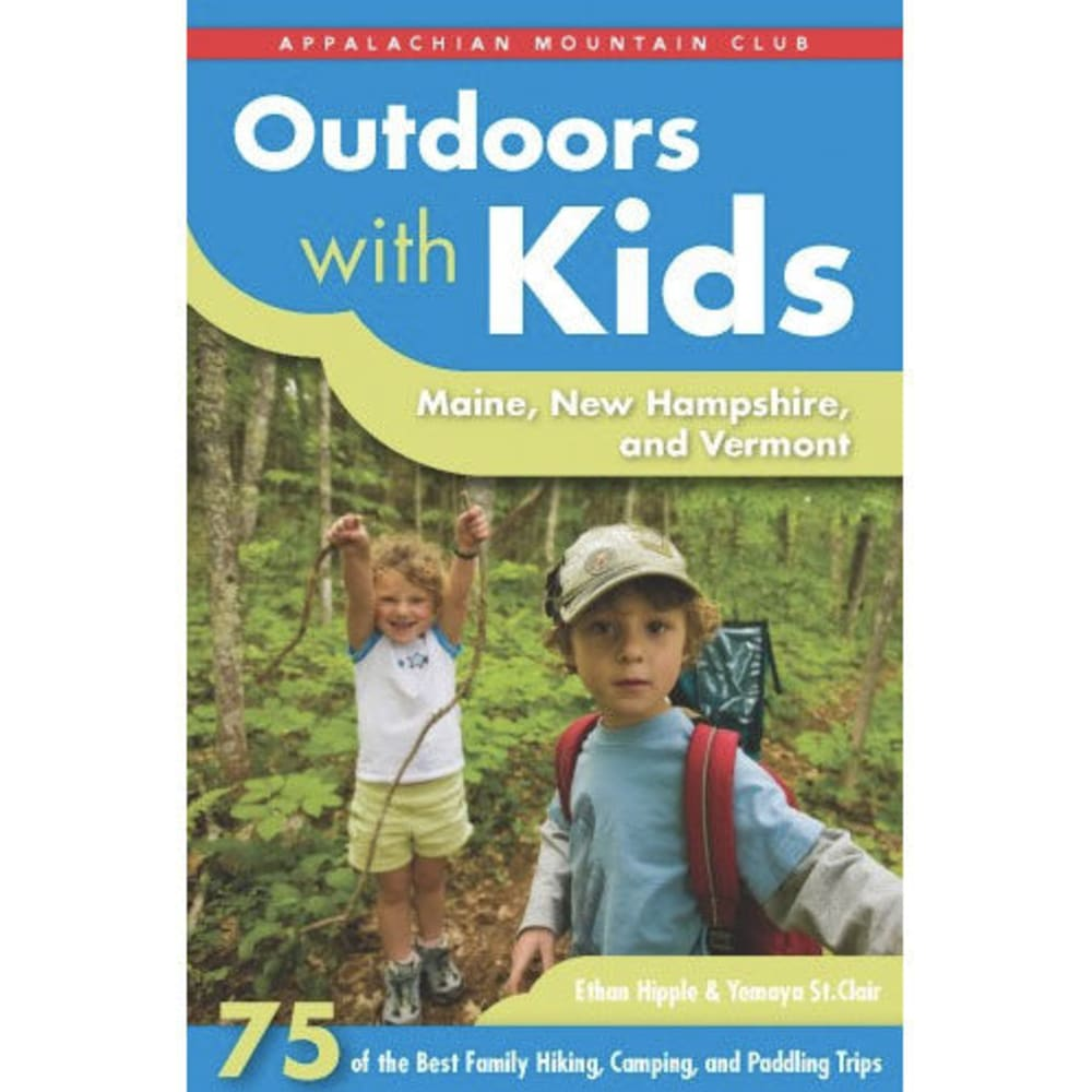 LIBERTY MOUNTAIN Outdoors with Kids in ME, NH, and VT - NONE