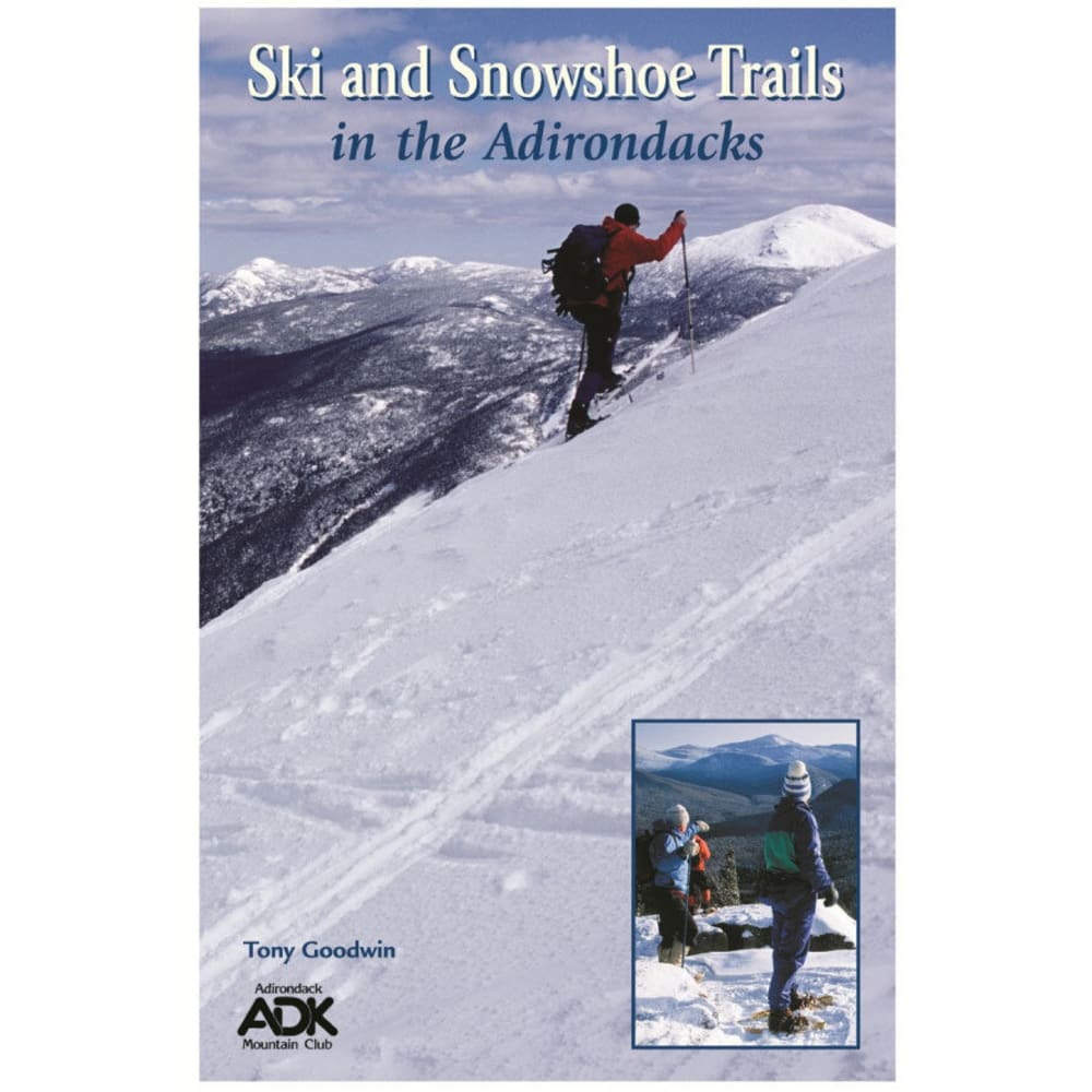 Ski and Snowshoe Trails in the Adirondacks - NONE