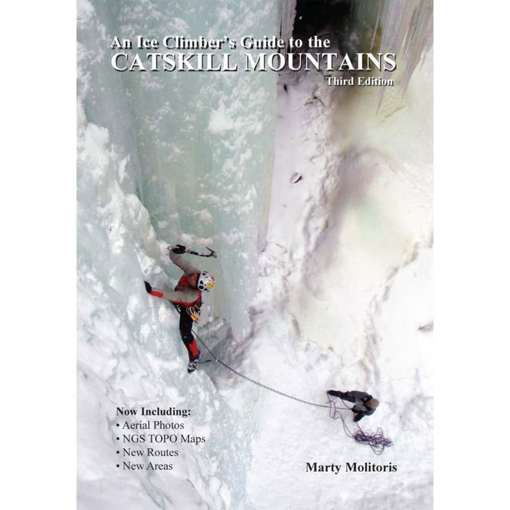 ALPINE ENDEAVORS An Ice Climber's Guide to the Catskill Mountains, Third Edition - NONE