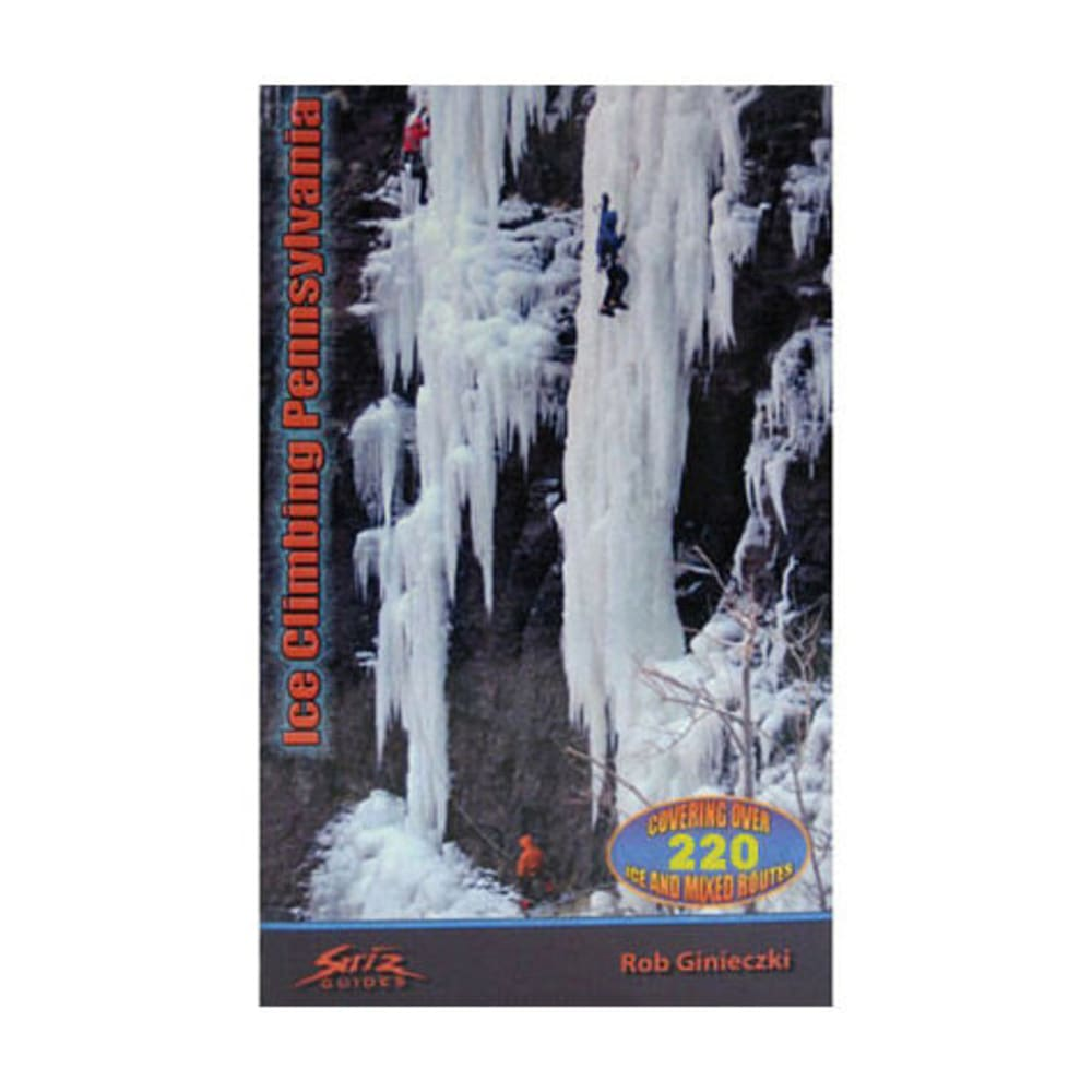 Ice Climbing Pennsylvania - NONE