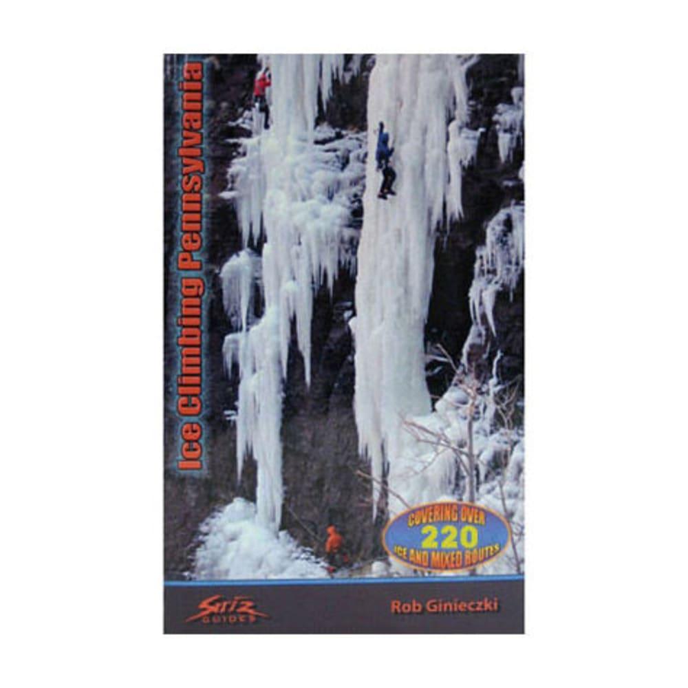Ice Climbing Pennsylvania - NONE